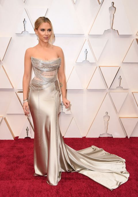 Oscars - best dressed