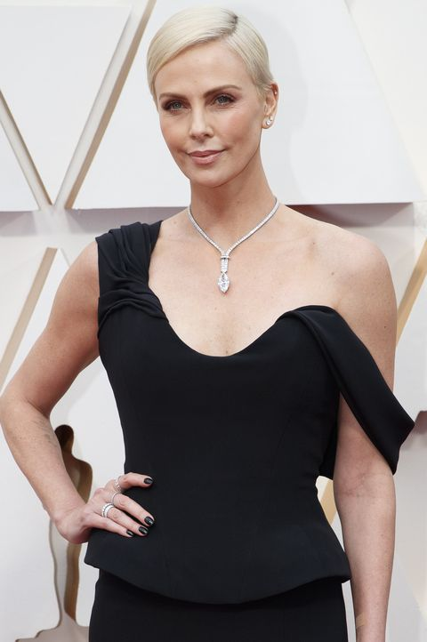 the oscars®   the 92nd oscars® broadcasts live on sunday, feb 9,2020 at the dolby theatre® at hollywood  highland center® in hollywood and will be televised live on the abc television network at 800 pm est500 pm pst  rick rowell via getty images charlize theron