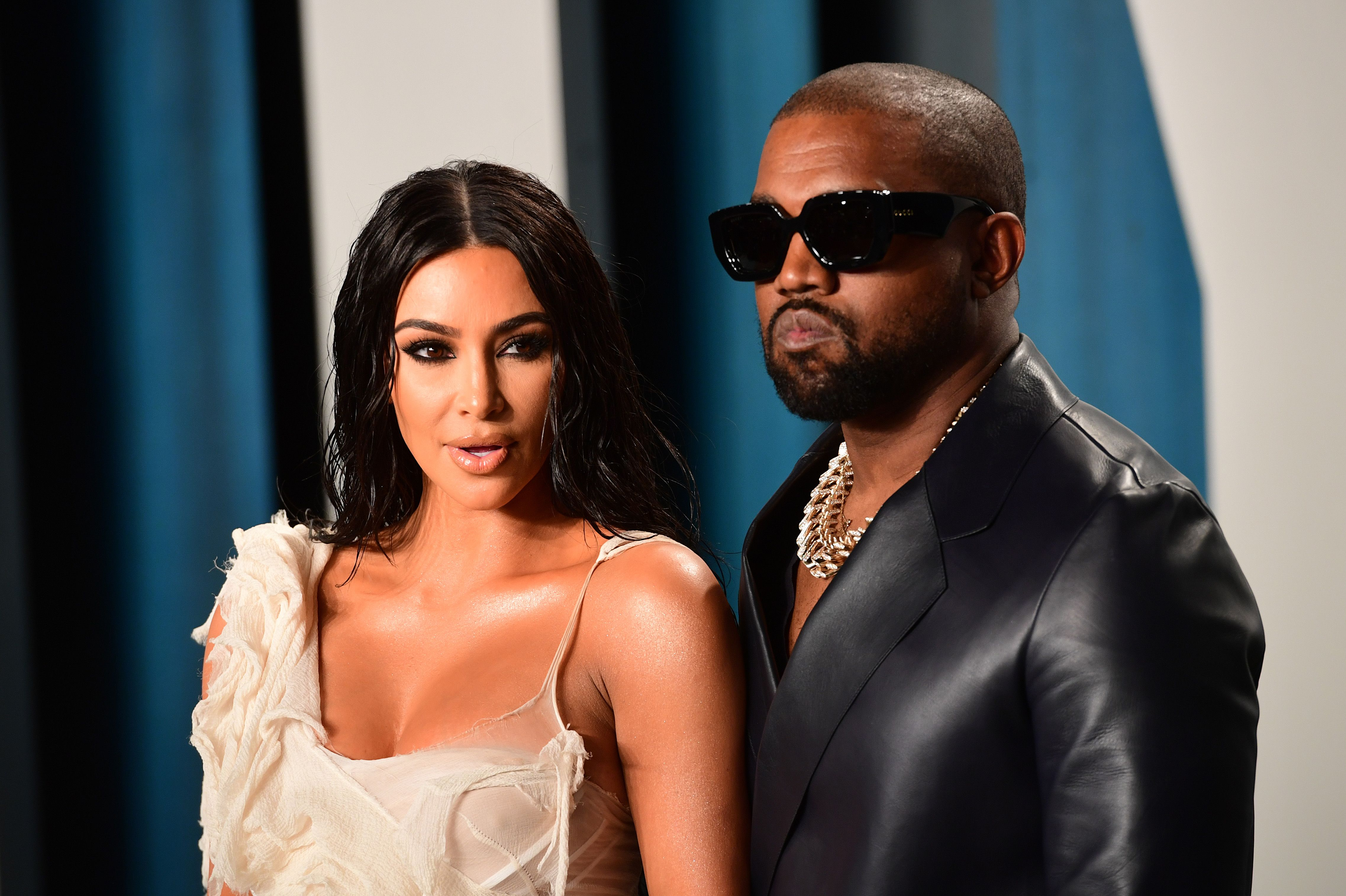 Kim Kardashian and Kanye West Shared a Romantic Moment — and Then He Left Her in an Elevator
