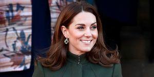 Kate Middleton - Prince Louis Balancing