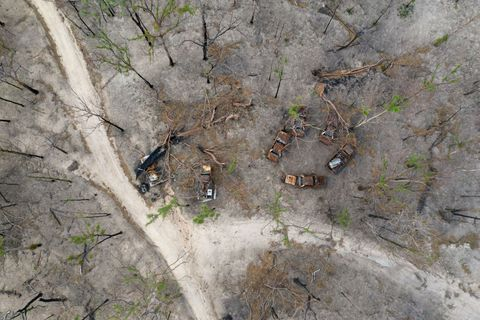 Wytaliba and Torrington Communities Start To Rebuild Following Devastating Bushfires