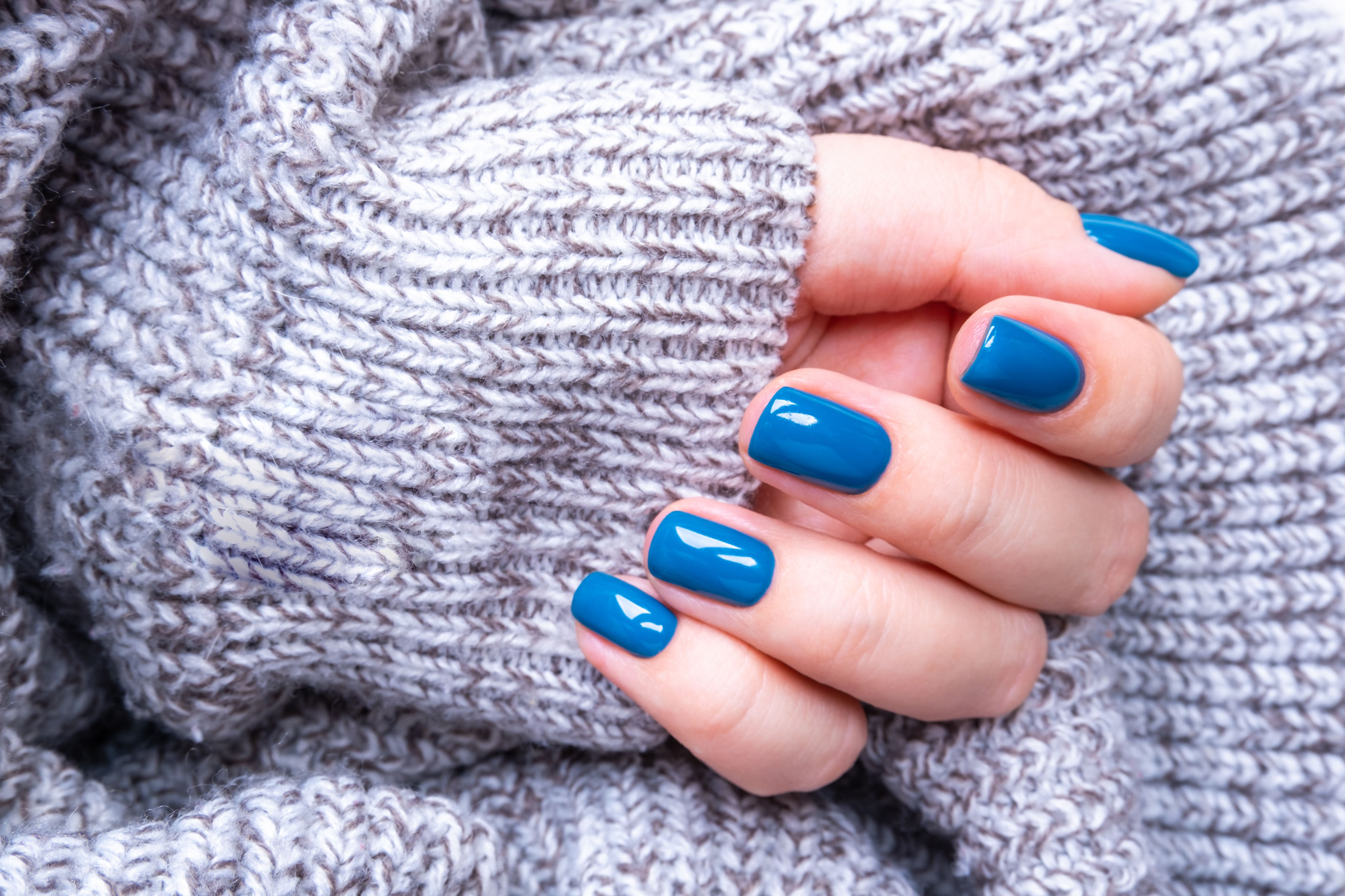 12 Best Fall Nail Colors Of 2020 Trendy Autumn Nail Colors