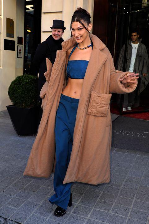 Celebrity Sightings - Paris Fashion Week - Menswear F/W 2020-2021 : Day Three