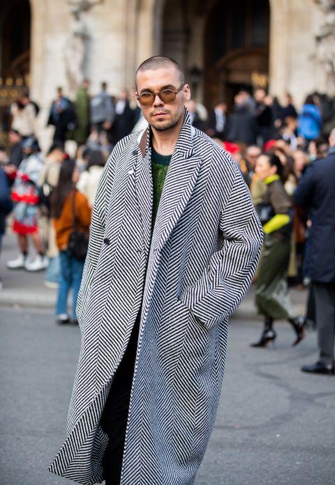 paris fashion week street style aw20