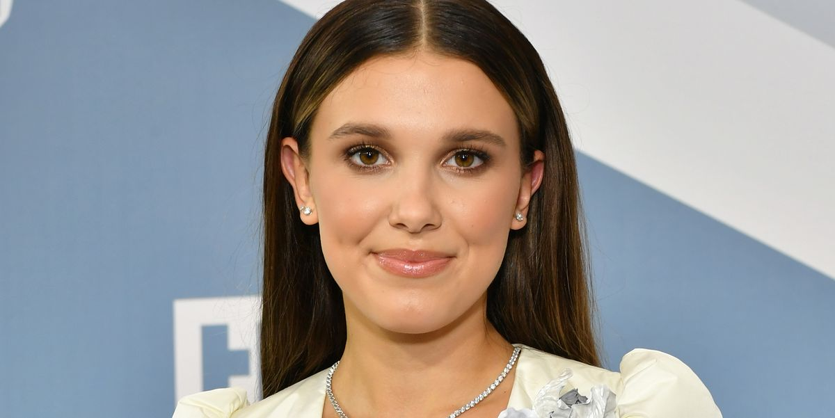 Millie Bobby Brown Just Wore the Cutest Bustier Top and She Looks HOT