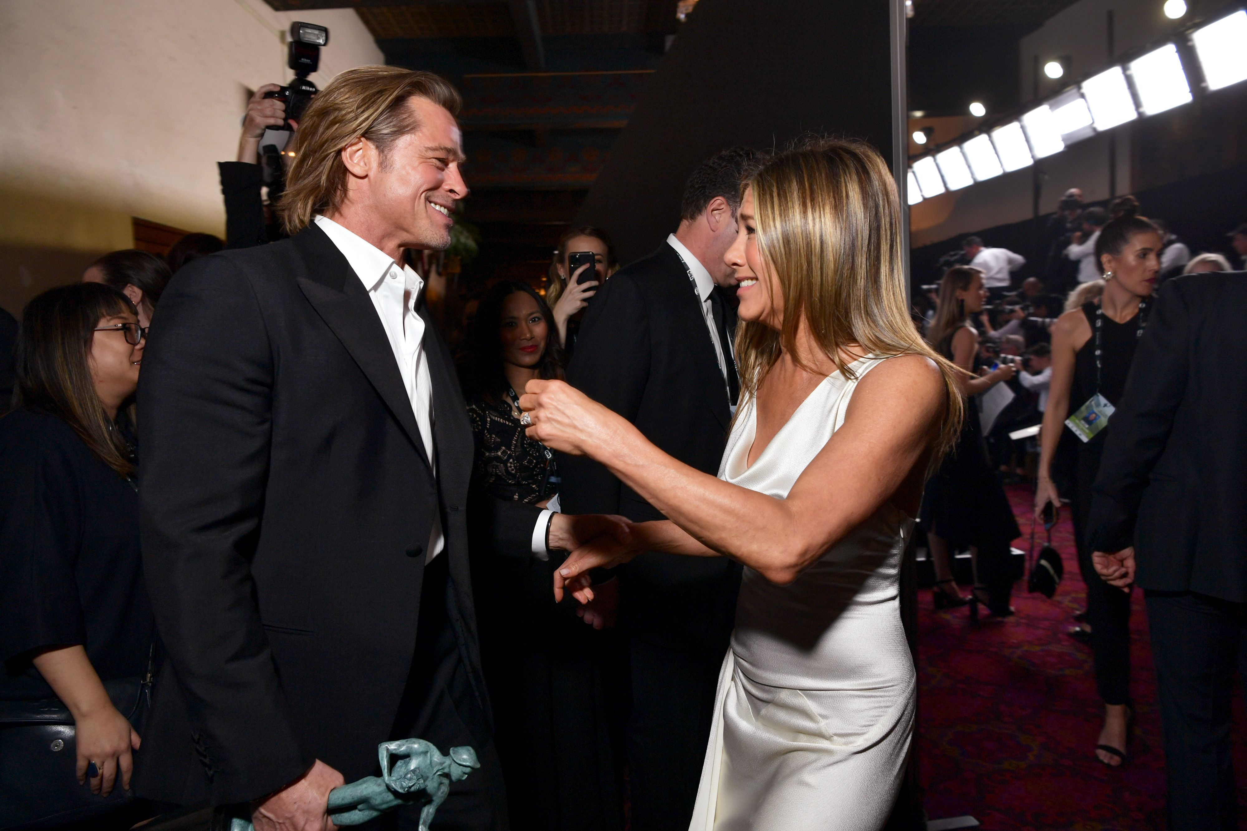 A Complete Timeline of Brad Pitt and Jennifer Aniston's Relationship