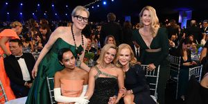 "Protagonistas de ""Big Little Lies"" en los Annual Screen Actors Guild Awards"