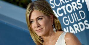 Jennifer Aniston - SAG awards