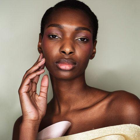Face, Skin, Lip, Beauty, Eyebrow, Head, Cheek, Shoulder, Close-up, Neck,