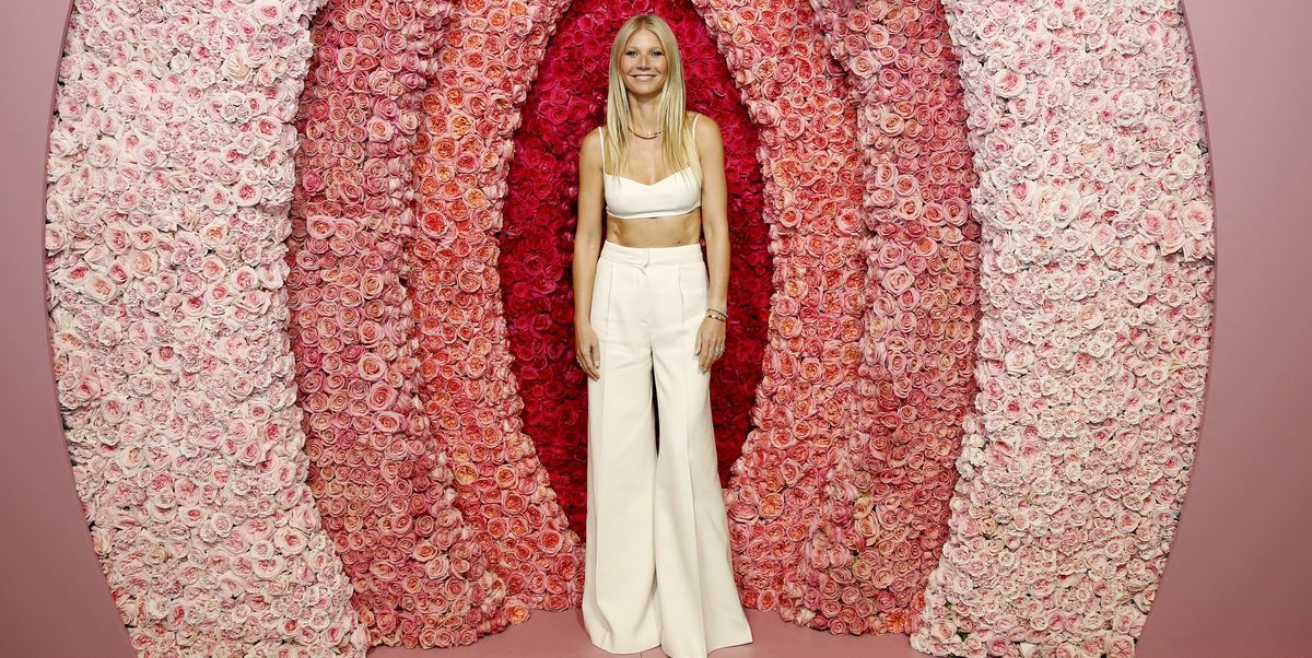 "Gwyneth Paltrow Thinks Her Vagina Candle Is a ""Bit Punk Rock"""
