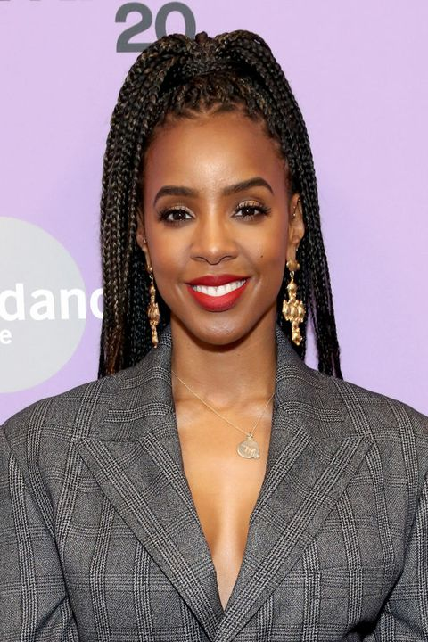 park city, utah   january 23 kelly rowland attends the bad hair premiere during the 2020 sundance film festival at the ray on january 23, 2020 in park city, utah photo by cindy ordgetty images