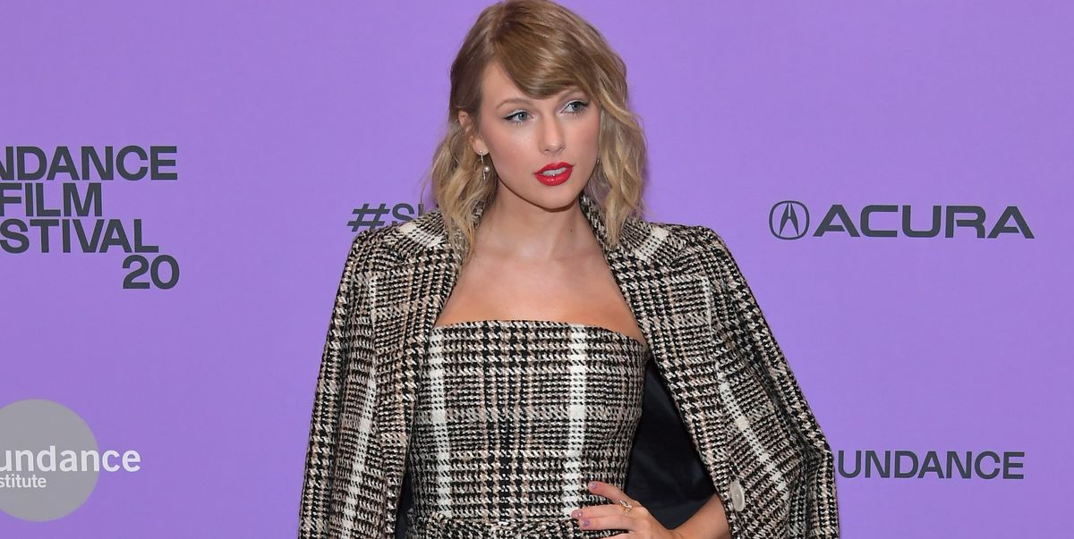 Taylor Swift Talks About Overcoming Her Eating Disorder