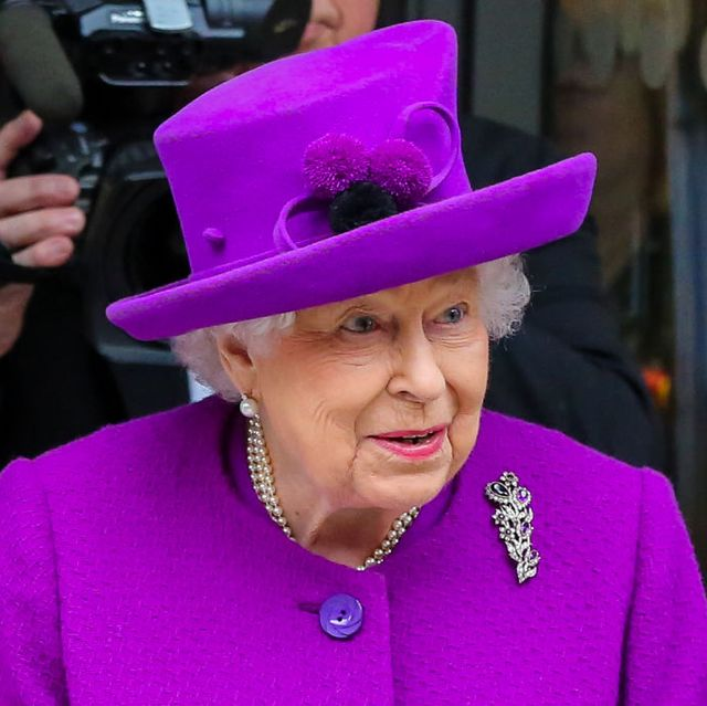 Queen Elizabeth II attends opening of the new Royal National ENT and Eastman Hospitals