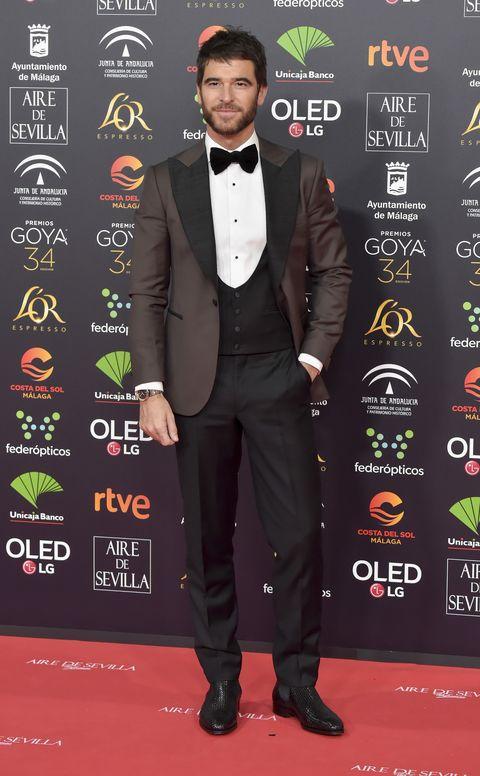 Alfonso Bassave Premios Goya 2020_Scalpers
