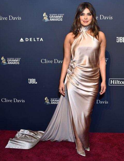 Priyanka Chopra Pre Grammy Gala 2020