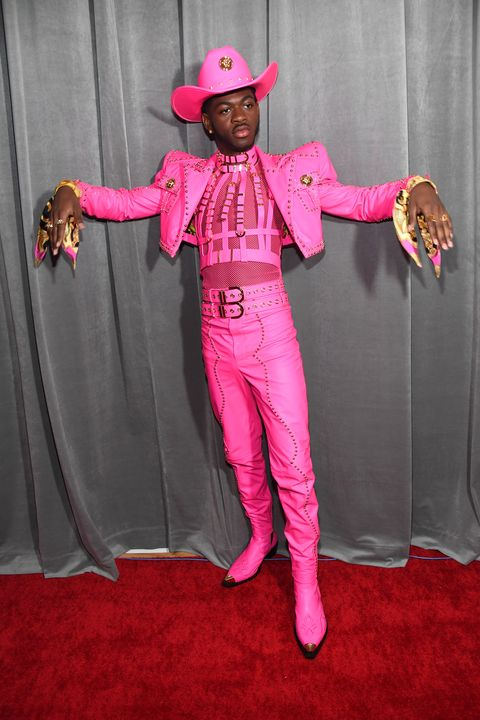 Pink, Costume, Magenta, Performance, Theatrical property,
