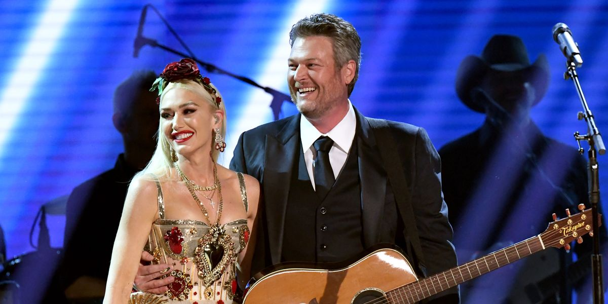 Gwen Stefani and Blake Shelton's Grammys Performance Is Getting Roasted