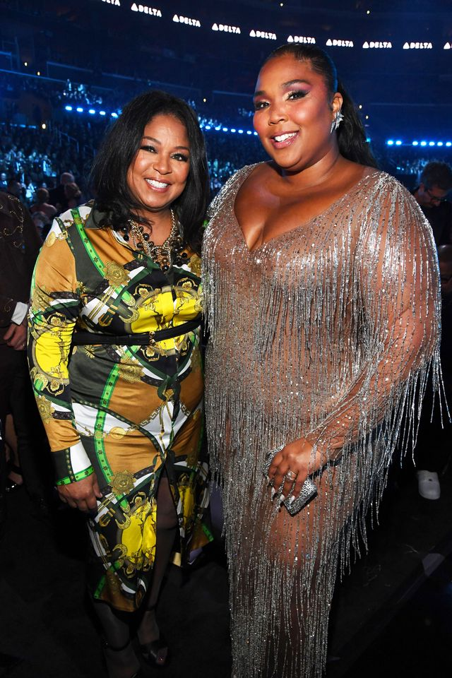 62nd annual grammy awards lizzo