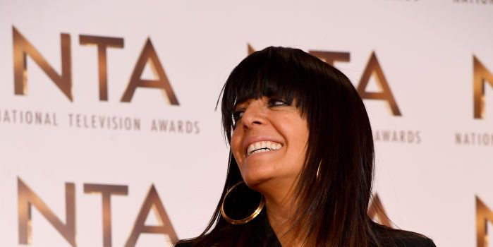Claudia Winkleman has written her first book