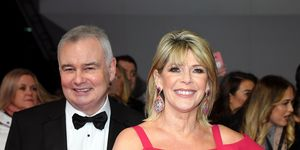 Ruth Langsford and Eamonn Holmes last ones standing after NTAs win