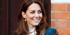 Kate Middleton saca su lado más divertido