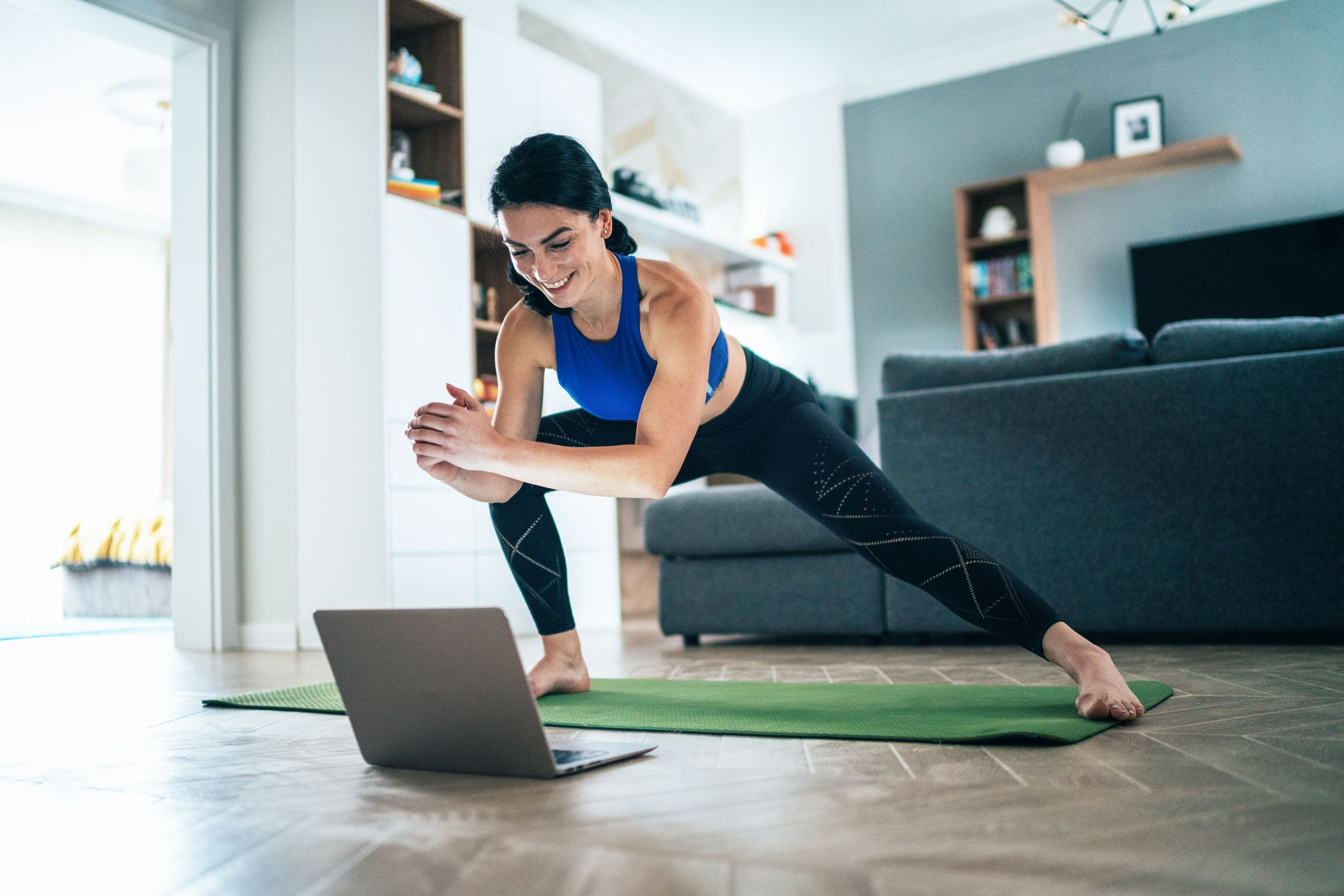 30 Pilates Videos To Stream For Free Top Pilates Youtube Channels