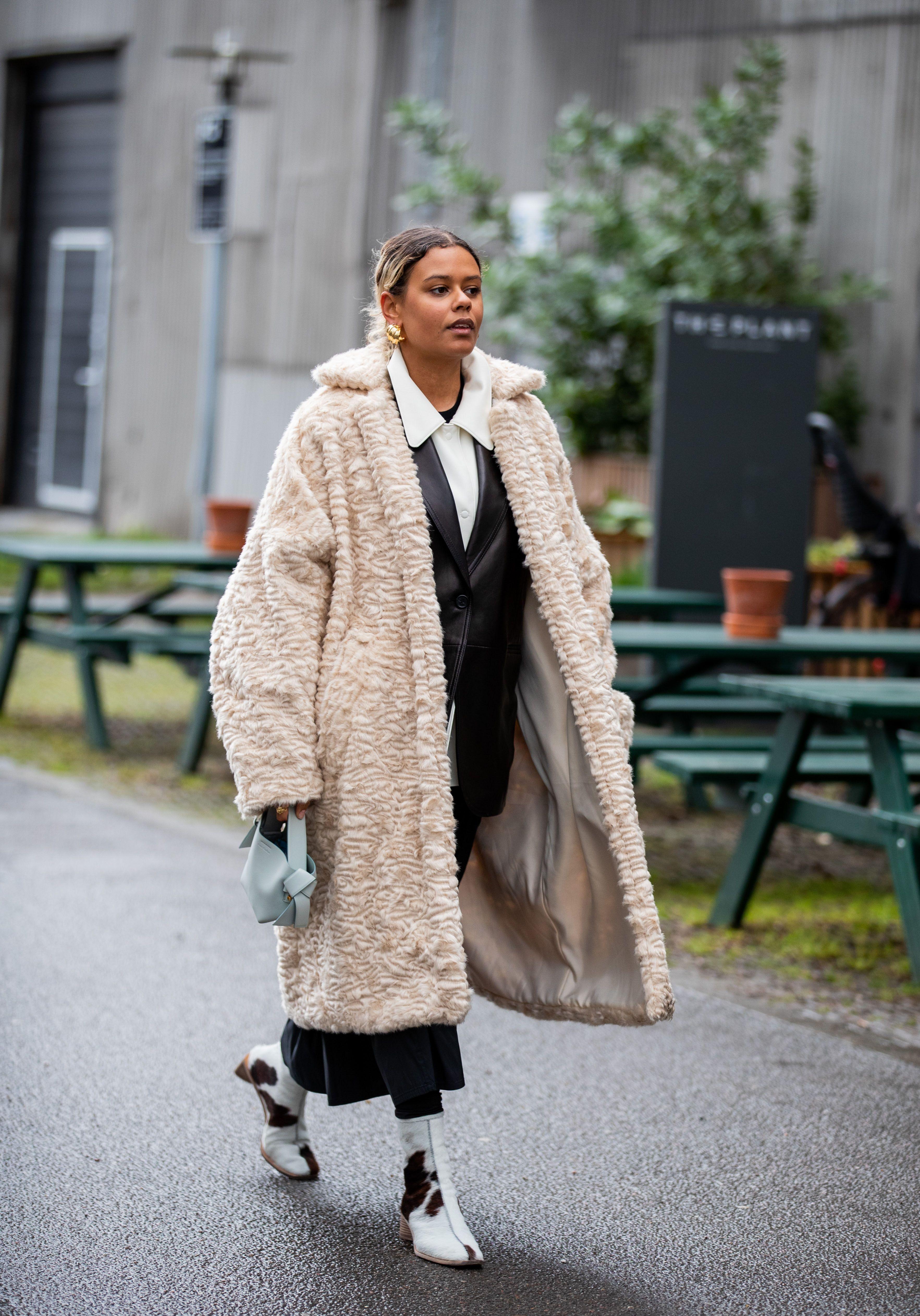 Copenhagen Fashion Week Street Style Fall Winter 2020
