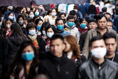 China's Wuhan Coronavirus Spreads To Vietnam