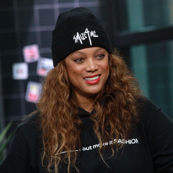 new york, ny   february 25 tyra banks at build studio on february 25, 2020 in new york city photo by jason mendezgetty images