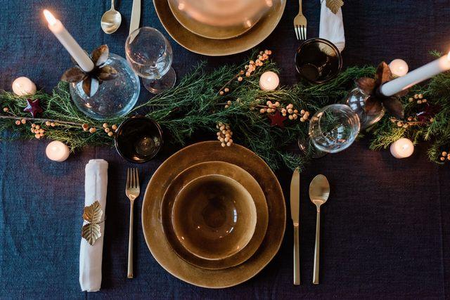 kersttafel dekken tips tricks