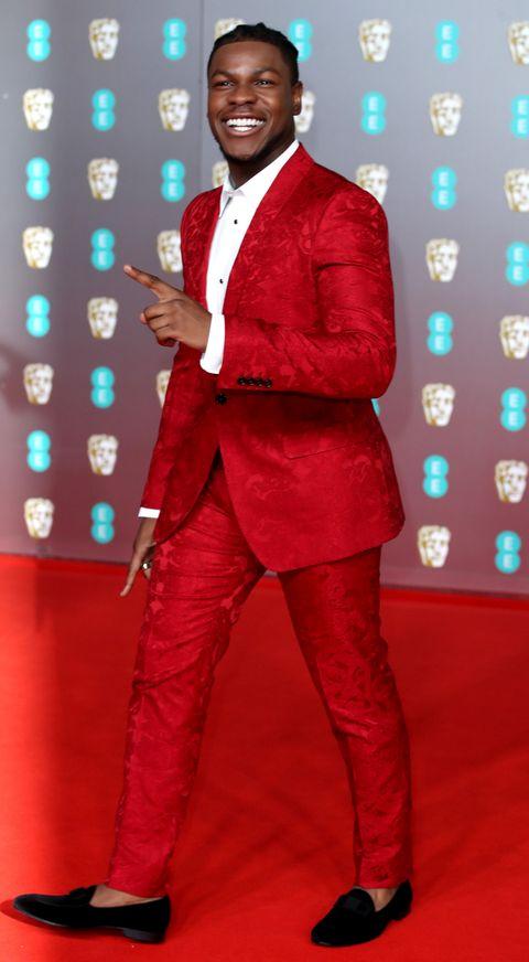best-dressed men at the baftas 2020