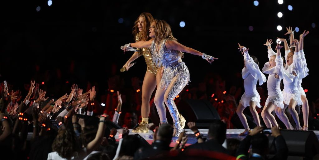 """Everyone Is Calling J.Lo and Shakira's Super Bowl Performance the """"Best Halftime Show Ever"""""""