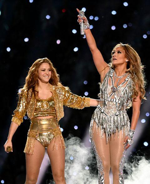 Jennifer Lopez - Shakira Super Bowl Halftime Show