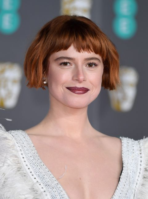 london, england   february 02 jessie buckley attends the ee british academy film awards 2020 at royal albert hall on february 02, 2020 in london, england photo by karwai tangwireimage