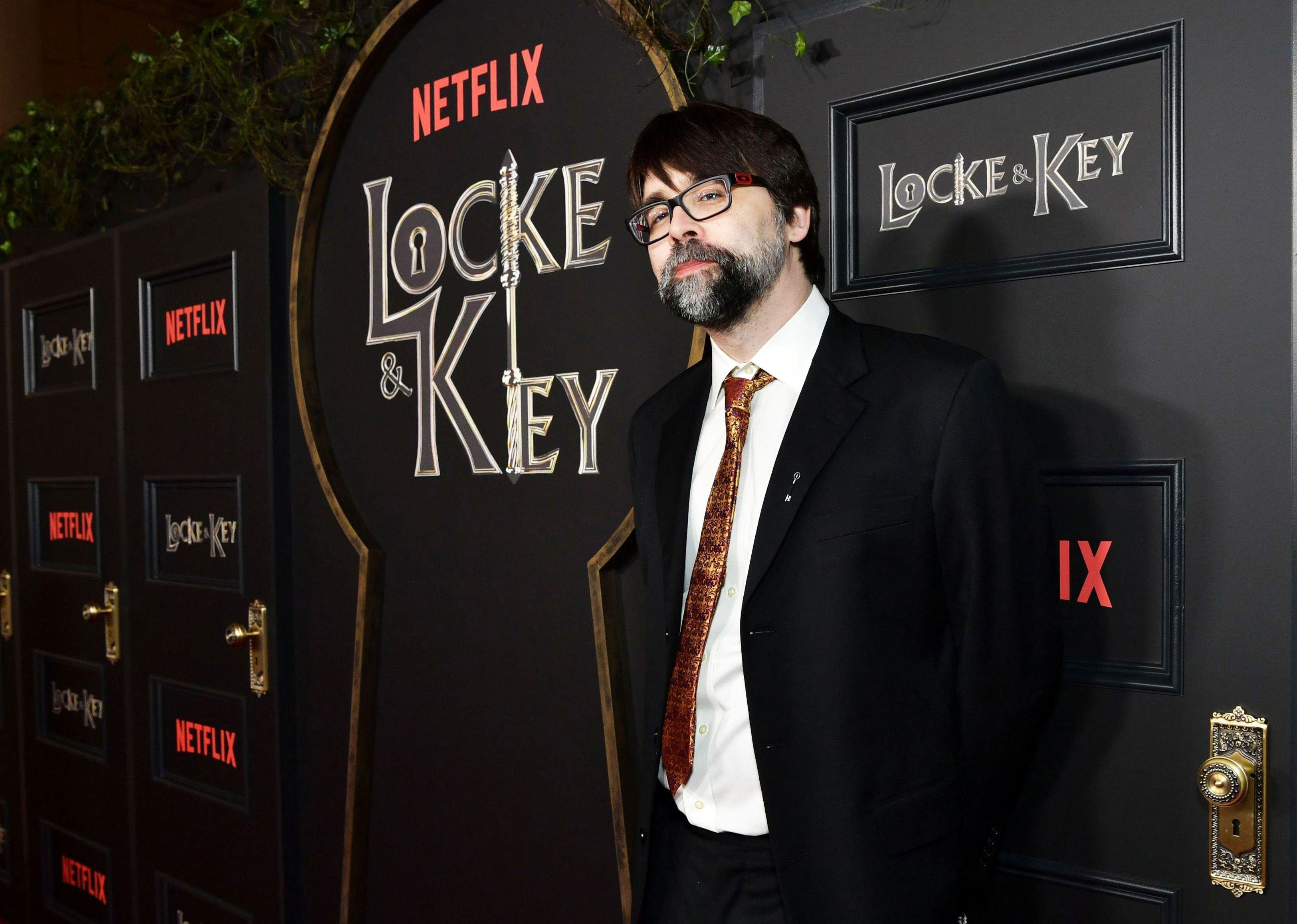 Locke and Key Creator Joe Hill Didn't Want Anyone to Know His Dad is Stephen King
