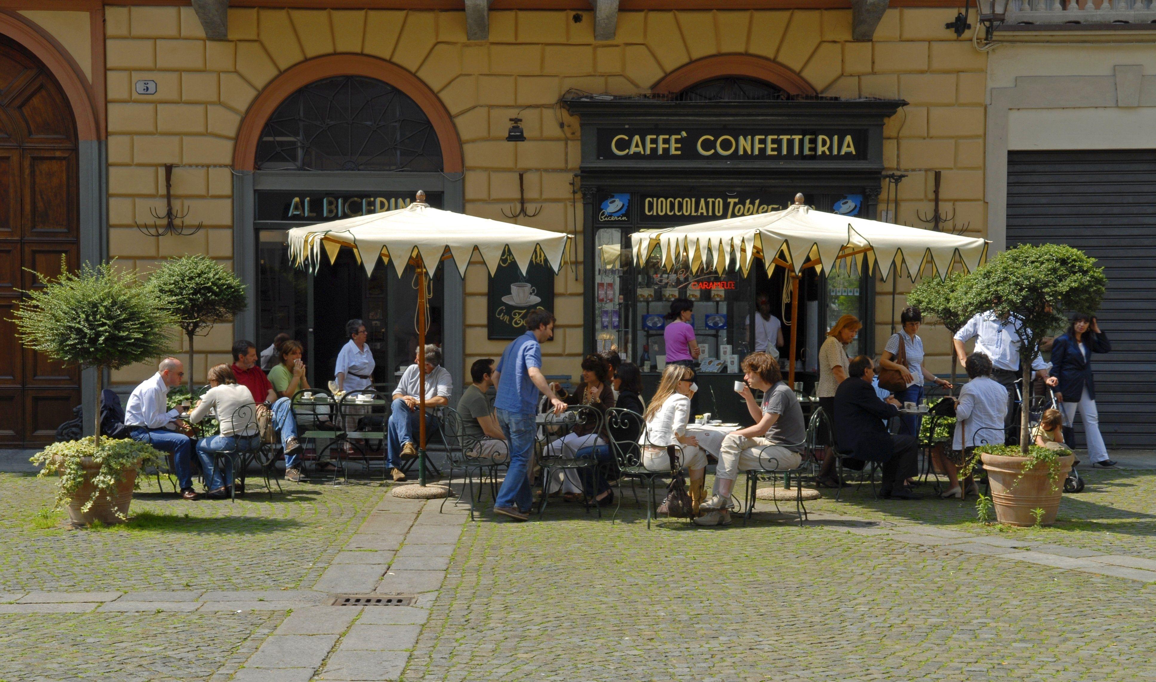 I 5 migliori caffè di Torino