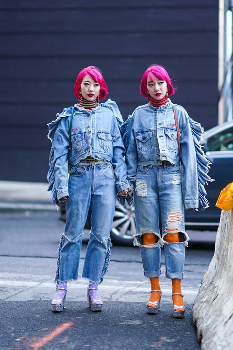 street style day 2 new york fashion week february 2020