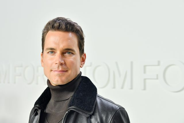 los angeles, california   february 07 matt bomer attends tom ford autumnwinter 2020 runway show at milk studios on february 07, 2020 in los angeles, california photo by stefanie keenangetty images for tom ford autumnwinter 2020 runway show