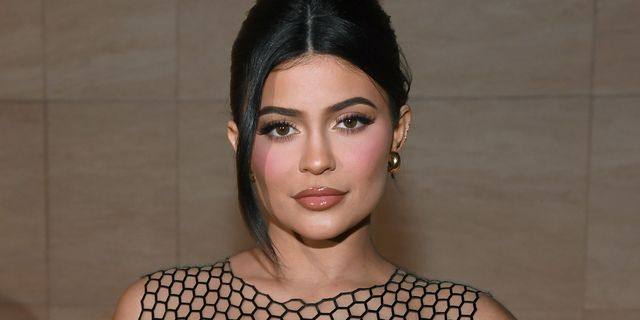 hollywood, california   february 07 kylie jenner attends the tom ford aw20 show at milk studios on february 07, 2020 in hollywood, california photo by kevin mazurgetty images