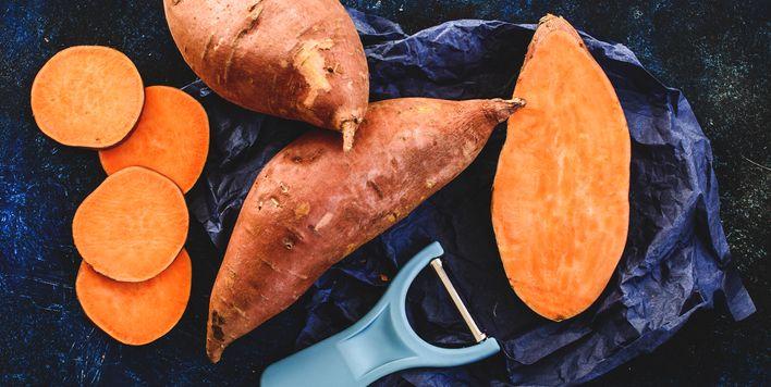 keto diet can i eat a sweat potato