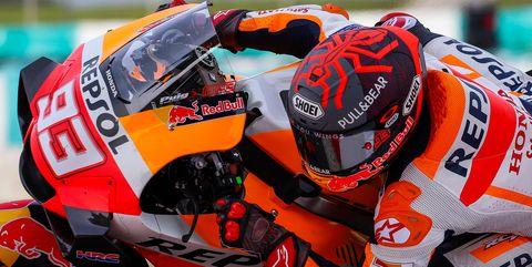 MotoGP Testing