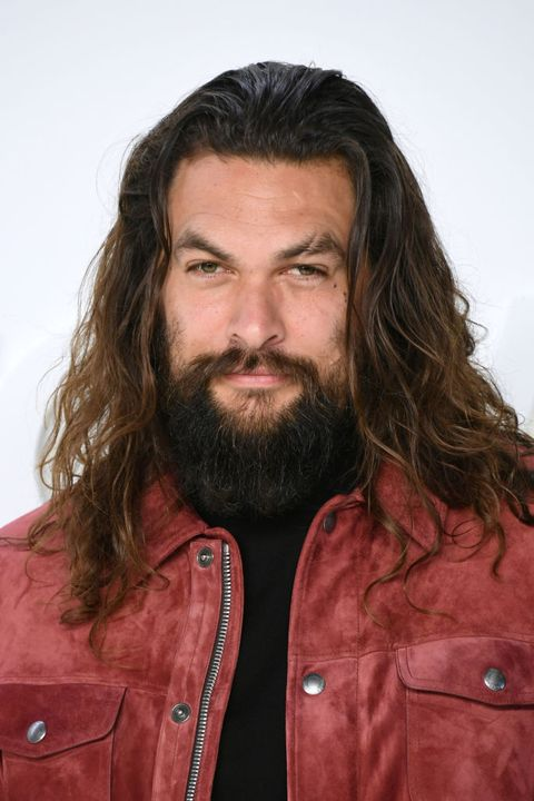 hollywood, california   february 07 actor jason momoa  attends the tom ford aw20 show at milk studios on february 07, 2020 in hollywood, california photo by mike coppolafilmmagic