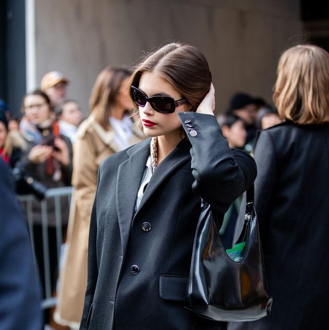 Street Style - Day 3 - New York Fashion Week February 2020