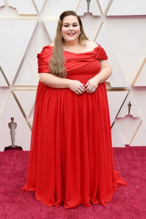 Metz Christmas Party 2020 This Is Us' Star Chrissy Metz Looks Like a Goddess in Stunning Off