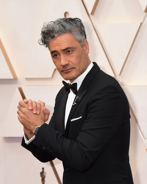 hollywood, california   february 09 writer director taika waititi attends the 92nd annual academy awards at hollywood and highland on february 09, 2020 in hollywood, california photo by jeff kravitzfilmmagic