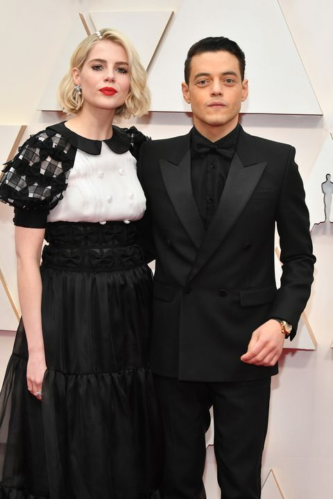 cutest couples oscars red carpet