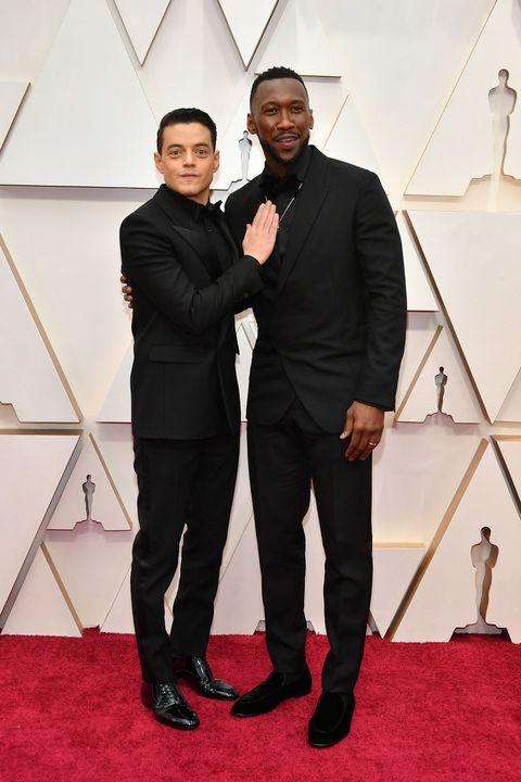 2020年アカデミー賞授賞式のレッドカーペット