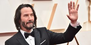 Keanu Reeves –92nd Annual Academy Awards - Arrivals