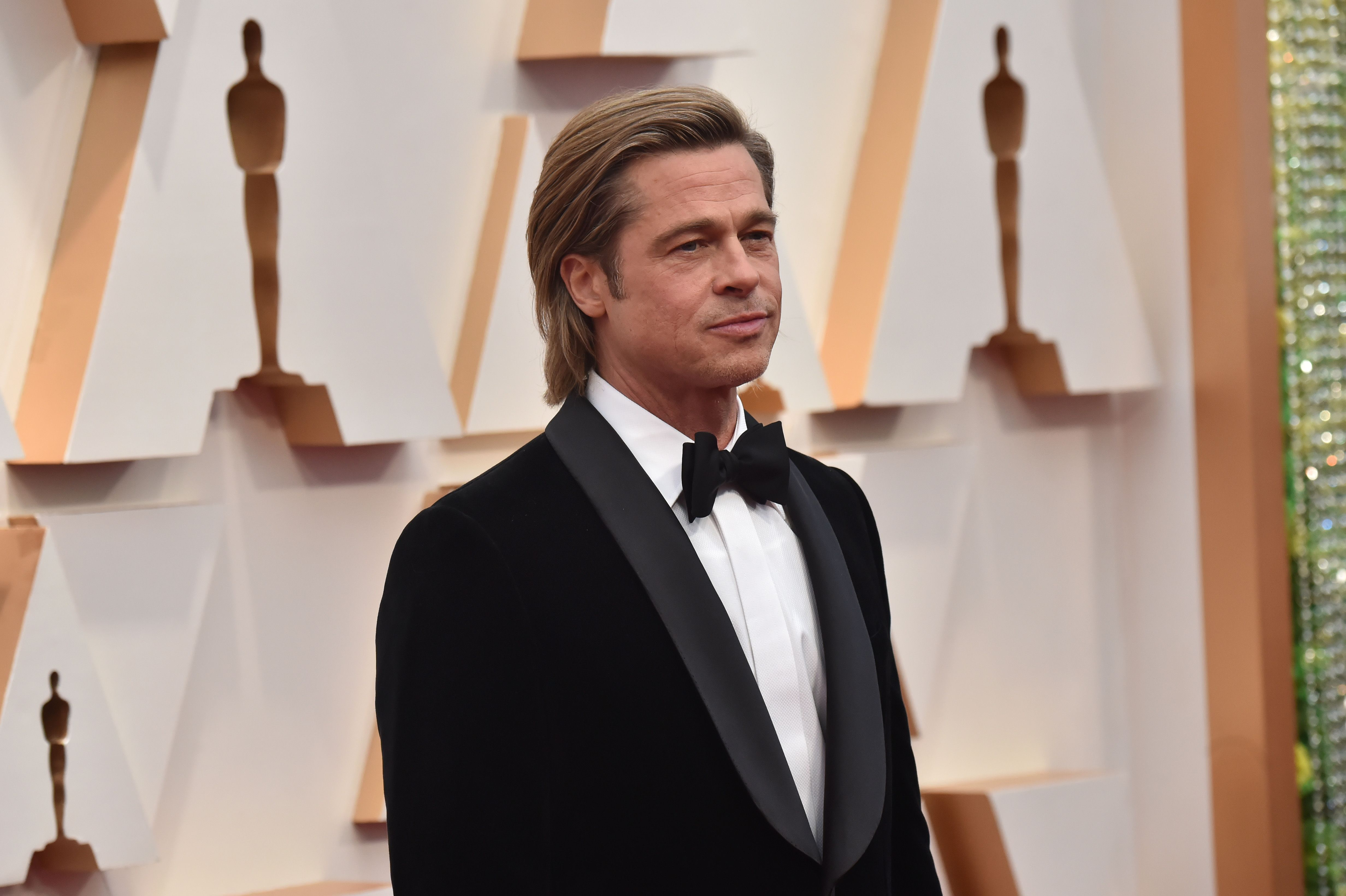 The World Still Wants Brad Pitt's Oscars Hair (And Here's How To Get It)