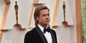 how to get brad pitt's hair